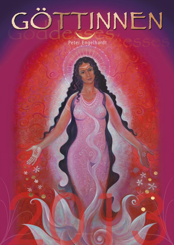 Kalender Göttinnen 2013